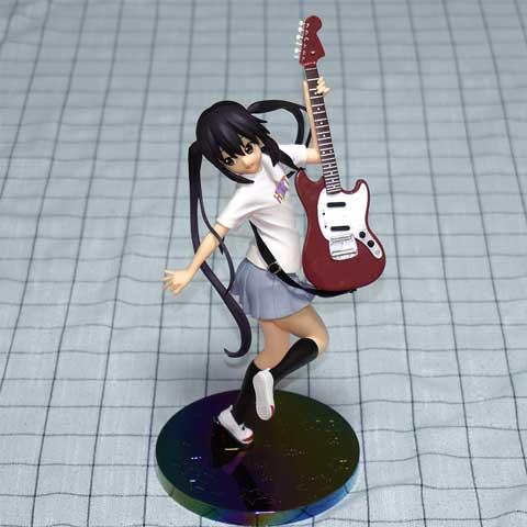 """けいおん!!プレミアムフィギュア""""Guitar, Elite"""""""