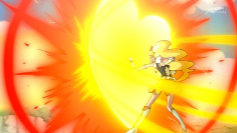 【ハピネスチャージプリキュア!】第24回「いおなコーチのプリキュアパワーアップ大作戦!」