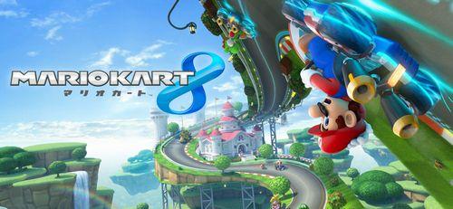 WiiU マリオカート8の開発にリッジレーサーのスタッフが協力!コースデザインやアートワークを担当