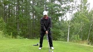 富良野ゴルフコースドライバー
