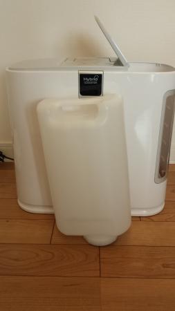 DAINICHI加湿器 ハイブリッド式 HD-9012-W タンクの形