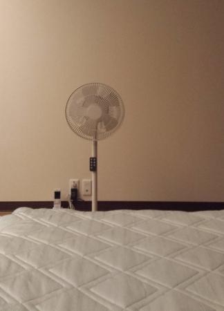 プラスマイナスゼロの扇風機とひんやりマットレスで猛暑を乗り切る