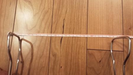 26cmも開く大型ふとんハサミ 山梨県の大木製作所