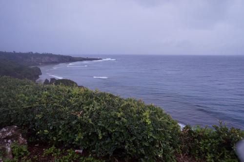 沖縄最南端 の海