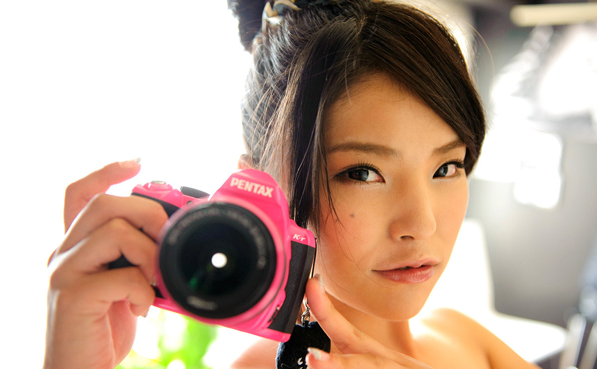 【No.13564】 カメラ女子 / 片桐えりりか