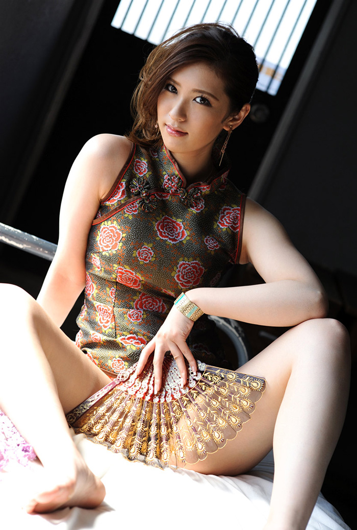【No.13617】 チャイナドレス / 春日由衣