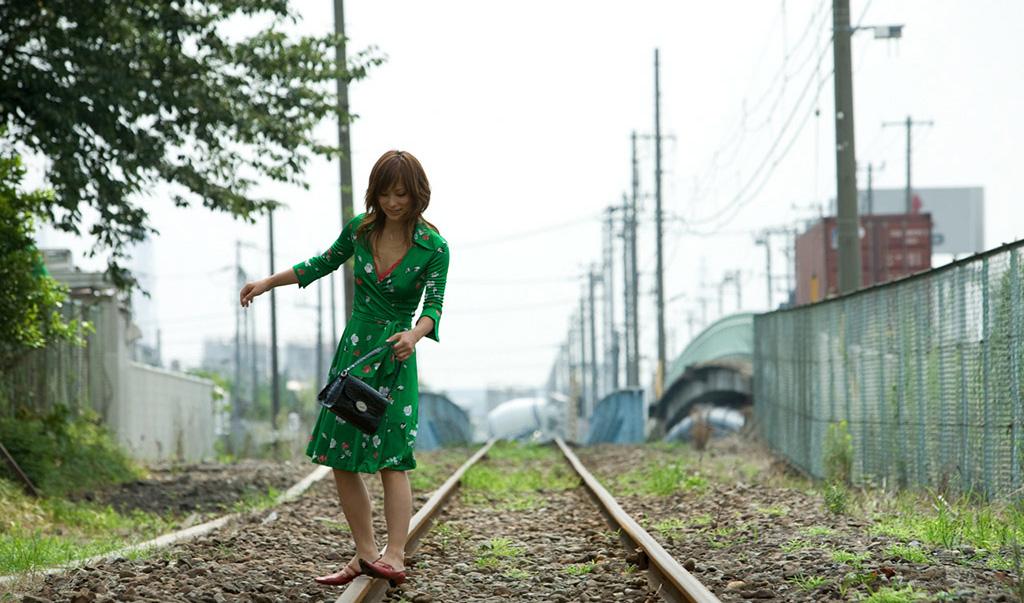 【No.16977】 お散歩 / 美竹涼子