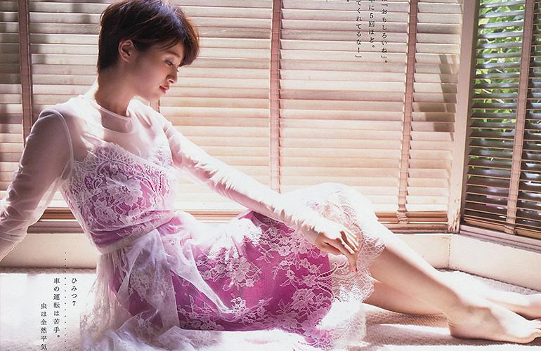 鈴木ちなみ きれいなお姉さんの「ギャップ」と「秘密」