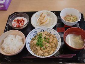 昼食作り(中華料理)3