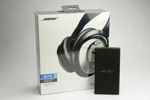 Bose QuietComfort 15 箱