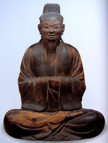 松尾大社・神像~男神像