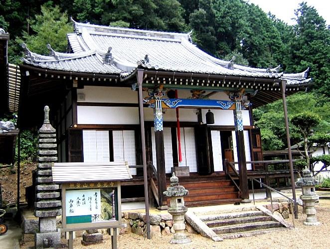 春光寺・本堂