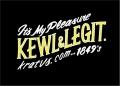 kewl and legit.