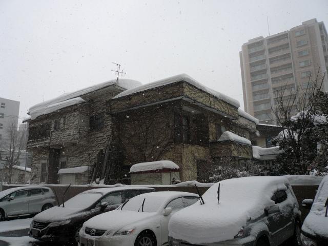 旧高倉邸②