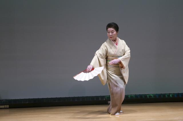 西川冨美三師匠 一周忌 追善公演