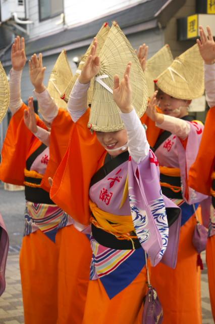 六間道 阿波踊り 2