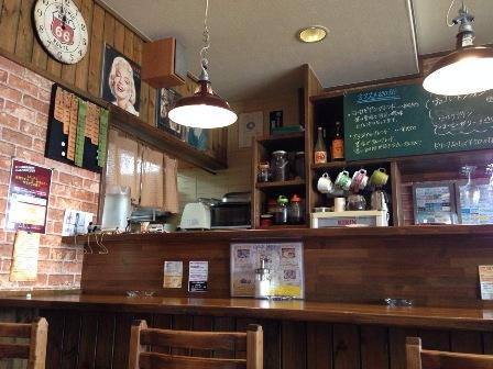 手作りハンバーガーを食べに行く -Cafe Mug-Net-