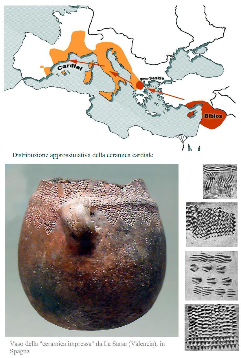 サルデーニャ(新石器時代;古期) - Sardegna