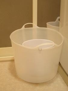 洗濯カゴ 収納