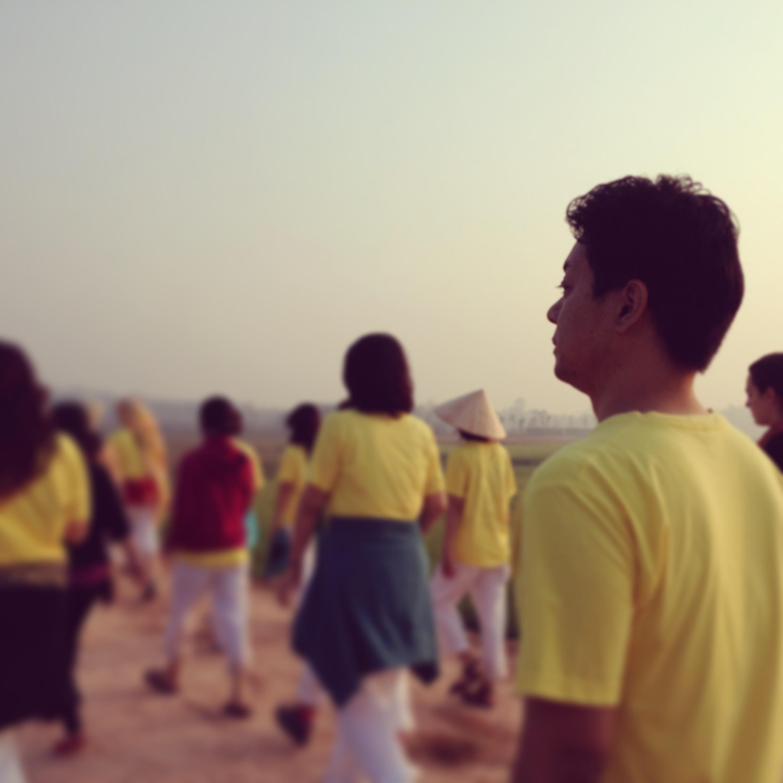 歩く瞑想3