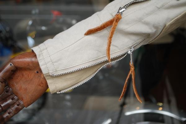 MFB-1868/CMショートライダースジャケット(マックスフリッツファム)