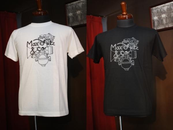 マックスフリッツ(メンズ)MFT-2005 CRキャブレターTシャツ