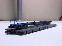 コキ104海コン車