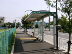 東千石橋バス停