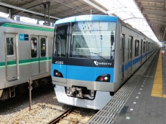 小田急車90E運用