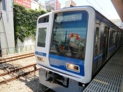 7301(43SM) 快速 西武球場前