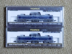 TOMIX DD51 A更新青