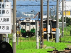 会津若松運輸区構内3