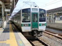 磐越西線1225M