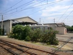 桜水車庫1