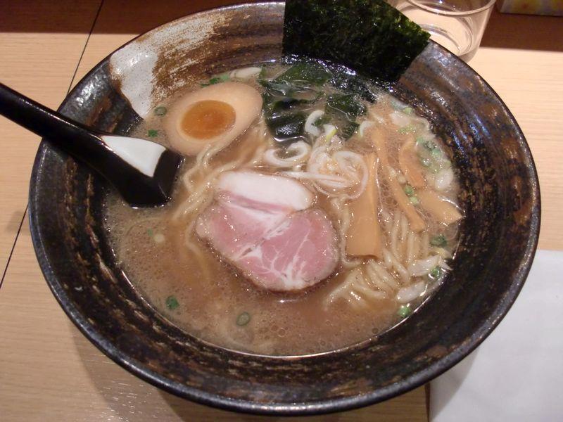 369麺屋@神田・20140220・ラーメン