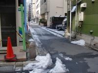 369麺屋@神田・20140220・街角