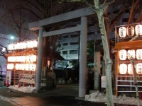 えび金@築地・20140225・波除神社