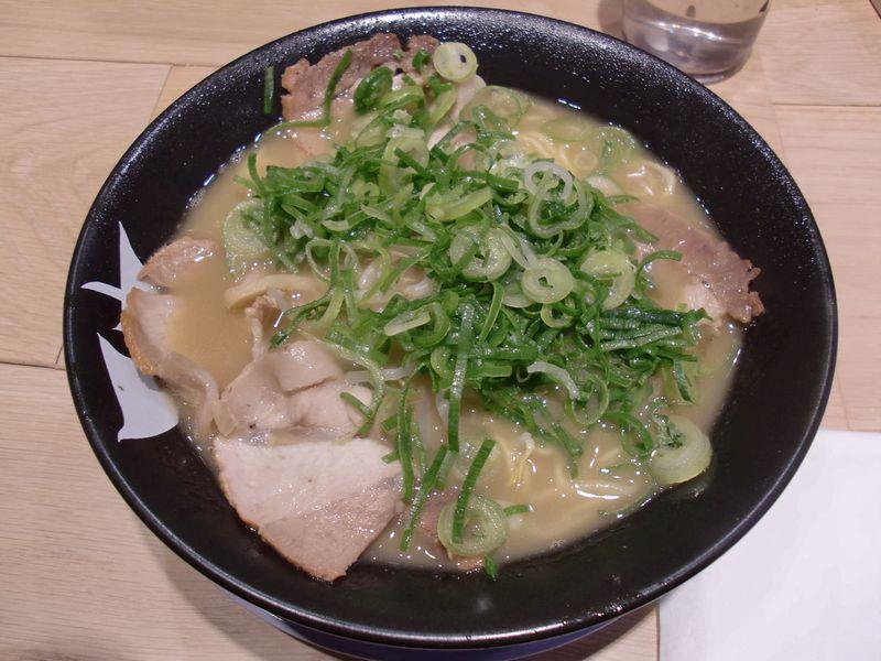 天天有@大井町・20140318・鶏白湯