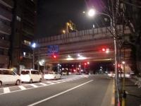縁道@門前仲町・20140323・交差点