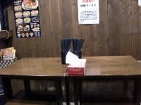 室壱羅麺@三越前・20140402・店内