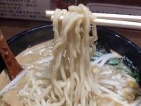 いちなり@月島・20140427・麺