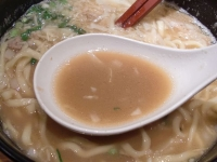 どさん子@銀座一丁目・20140517・スープ