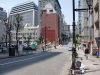 ソラノイロSM@麹町・20140531・日テレ通り
