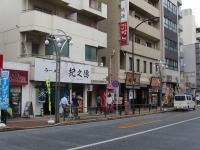 玄光@高田馬場・20140715・早稲田通り