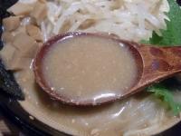 いちなり@月島・20140905・スープ