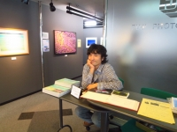川上さん 写真展