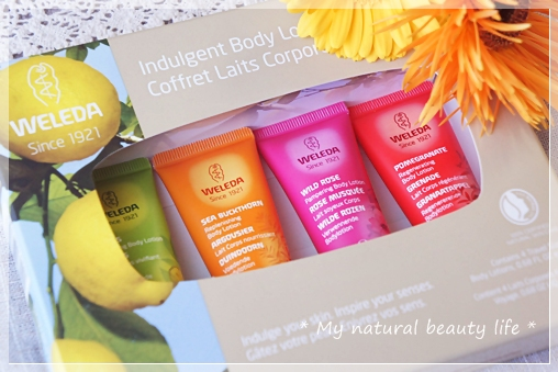 Weleda, Indulgent Body Lotion Kit