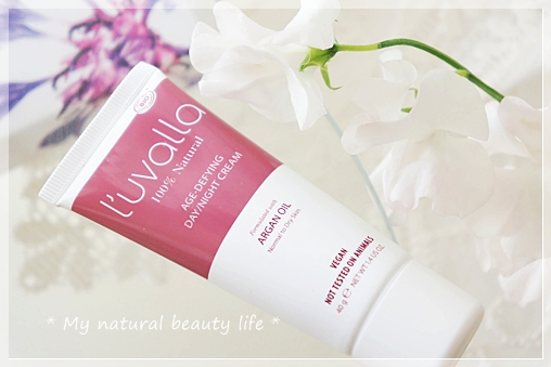 L'uvalla Certified Organic, Age-Defying Day/Night Cream