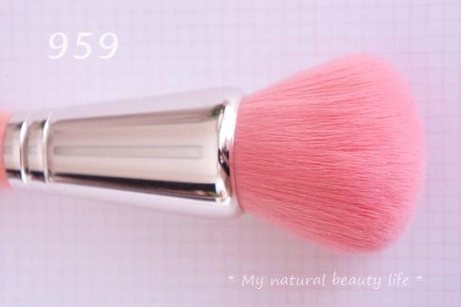 Bdellium Tools, Pink Bambu Series, Face 959