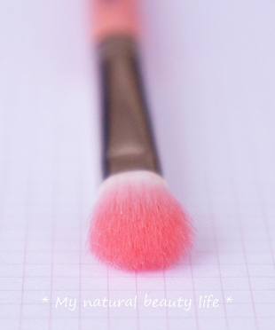 Bdellium Tools, Pink Bambu Series, Eyes 776 Blending Brush